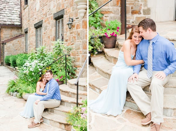 Fairytale Cloisters Castle Engagement Session || Bethanne Arthur Photography || Charm City Wed || www.charmcitywed.com