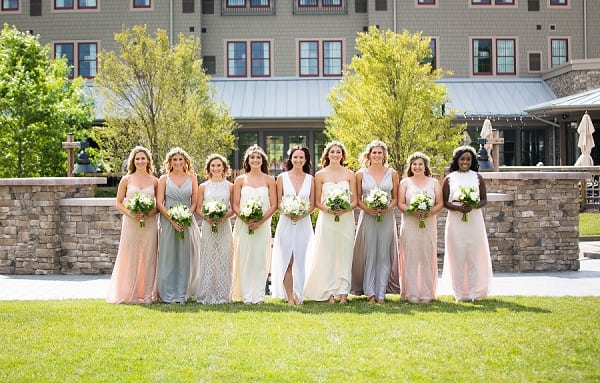 Boho Chesapeake Bay Beach Club Wedding || Jessica Eastburn Photography || Charm City Wed || www.charmcitywed.com