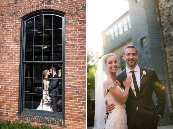 Mt. Washington Mill Dye House Wedding || Artful Weddings || Charm City Wed || www.charmcitywed.com