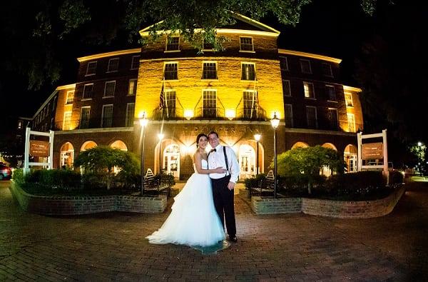 tidewater inn wedding by eastburn photography