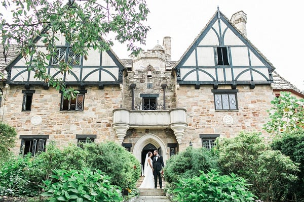 Cloisters Castle Wedding    Brittany Thomas Photography    Charm City Wed    www.charmcitywed.com