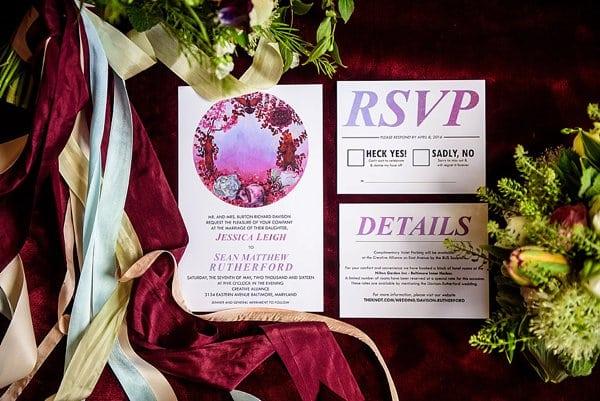 Creative Alliance Wedding    Annabelle Dando Photography    Charm City Wed    www.charmcitywed.com