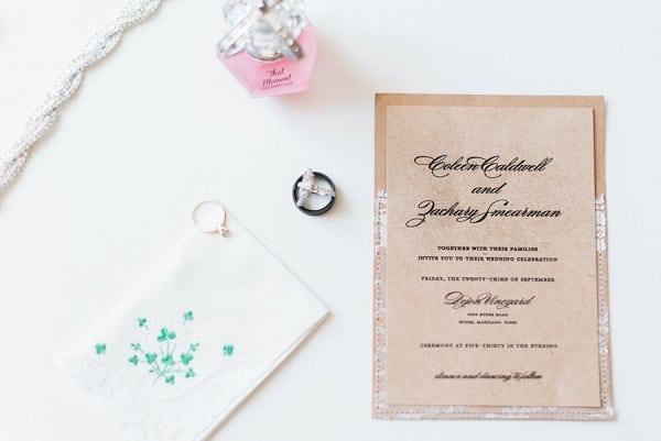 Dejon Vineyard Wedding || Luck & Love Photography || Charm City Wed || www.charmcitywed.com