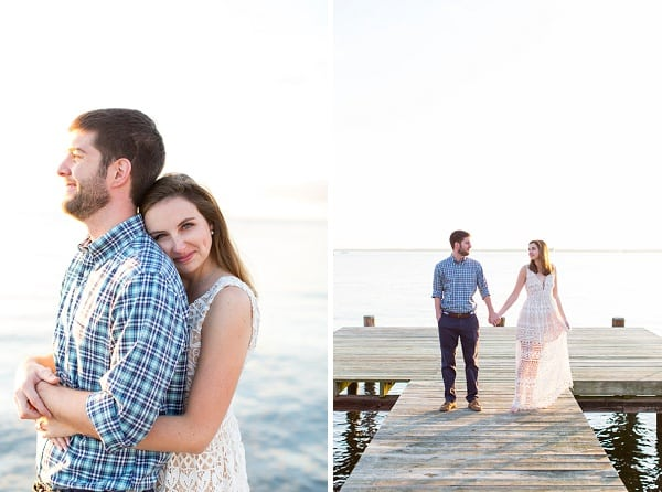 Dockside Engagement Session || Kir2ben Photography || Charm City Wed || www.charmcitywed.com