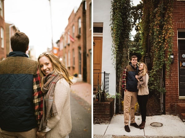 Fall Baltimore Engagement Session || Horace and Mae Photography || Charm City Wed || www.charmcitywed.com