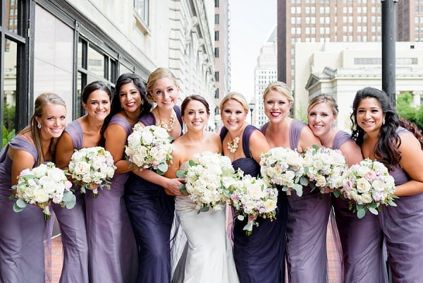 Lord Baltimore Hotel Wedding    Kirsten Smith Photography    Charm City Wed    www.charmcitywed.com