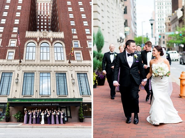 Lord baltimore hotel wedding