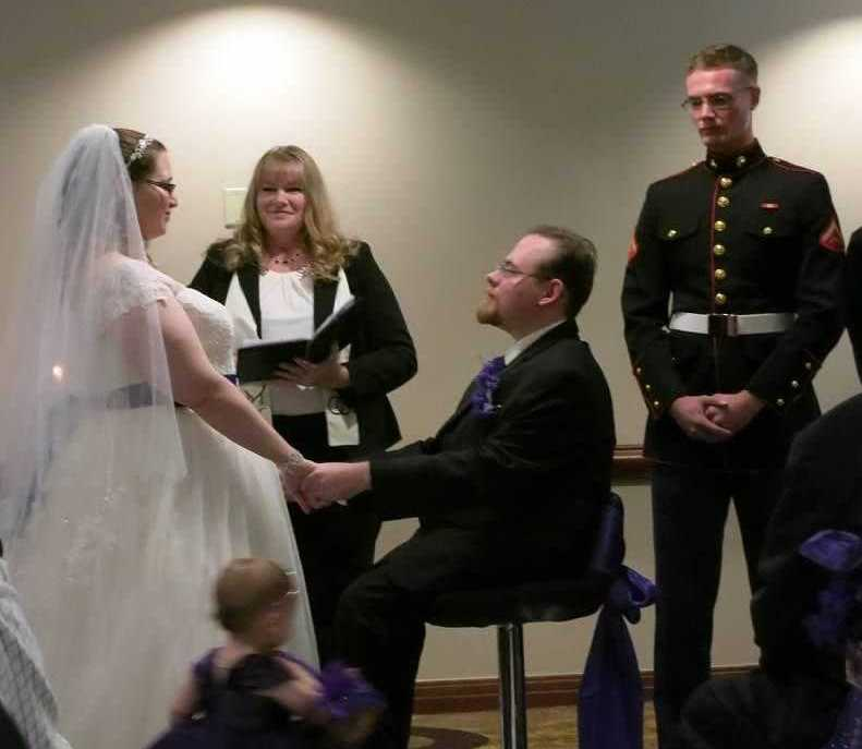 More than Words Wedding Officiant - Vendor Spotlight - Charm City Wed