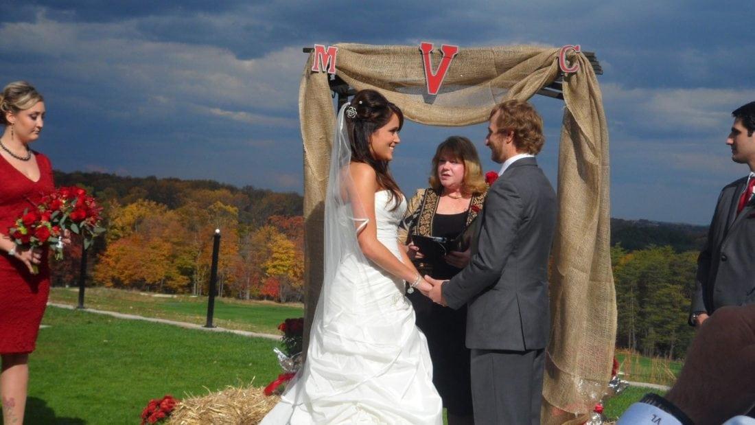 Vendor Spotlight More Than Words Wedding Officiant