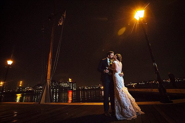 Fells Point Maritime Museum Wedding || JFannon Photography || Charm City Wed || www.charmcitywed.com