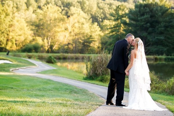 Hunt Valley Golf Club Wedding || Be Photography || Charm City Wed || www.charmcitywed.com