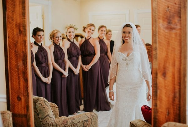 Morningside Inn Wedding || Vness Photography || Charm City Wed || www.charmcitywed.com