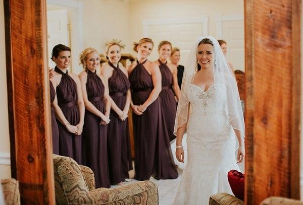 Morningside Inn Wedding || Vness Photography || Charm City Wed || www.charmcitywed.com