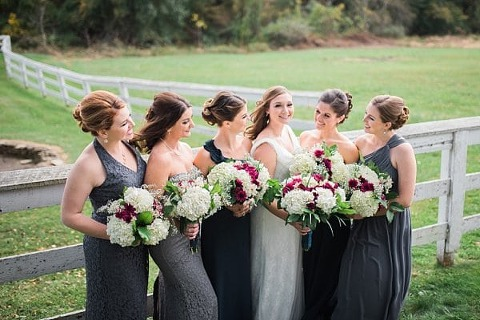 Sage Way Farm Wedding    Sarah Aaron Photography    Charm City Wed    www.charmcitywed.com
