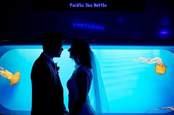 National Aquarium Wedding || Rachel Smith Photography || Charm City Wed || www.charmcitywed.com