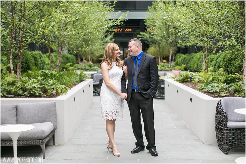 Sagamore Pendry Baltimore Engagement || tPoz Photography || Charm City Wed || www.charmcitywed.com
