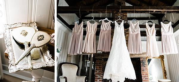 Rustic Barn Chic Wedding || Montegu Meadows Westminster, MD || Jennifer Simmons Photography || www.charmcitywed.com