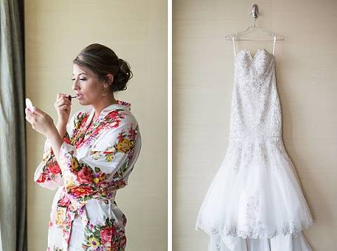 Four Seasons Baltimore Wedding || Tara + Renata Photography || Charm City Wed