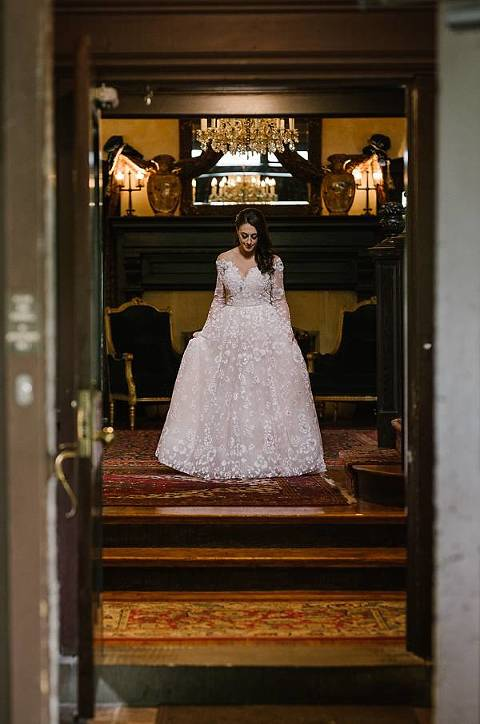 Gramercy Mansion Wedding Baltimore || Jessi Vaughn Photography || Charm City Wed