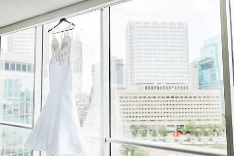 Hyatt Regency Baltimore Wedding || Capture Legacy Photography || Charm City Wed